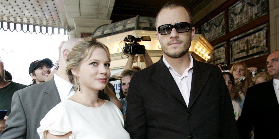 Michelle Williams et Heath Ledger... (Reuters)