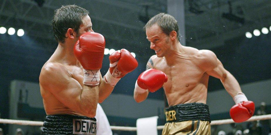 Guillaume Lemay-Thivierge et David Boutin.... (Robert Mailloux, La Presse)