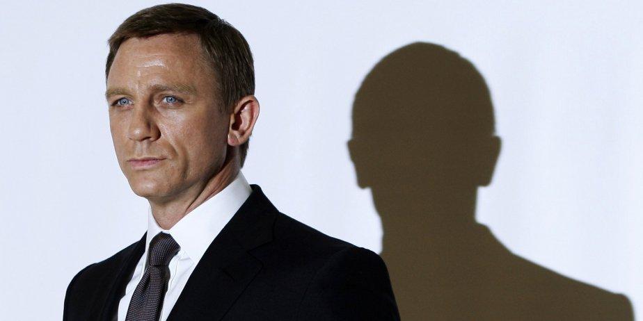 James Bond ne l'a jamais facile, comme on dit. Cascades et... (Reuters)