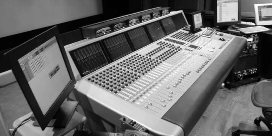 salle de mixage... (archives La Presse)
