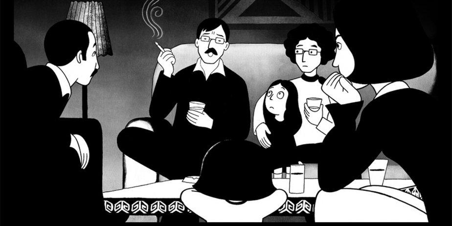 Le film français d'animation Persépolis vient de bénéficier d'une... (AFP/Sony)
