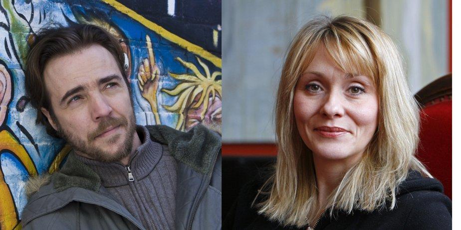 Ces dernières années, Marie-Sissi Labrèche et Guillaume... (Photos La Presse)