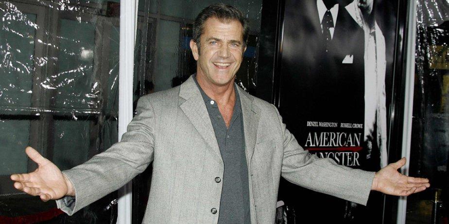 Mel Gibson... (Reuters)