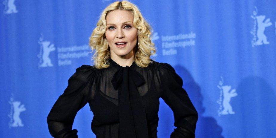 Madonna fait ses débuts derrière la caméra avec Filth and Wisdom, un film... (AP)
