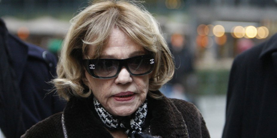 Jeanne Moreau... (AP)
