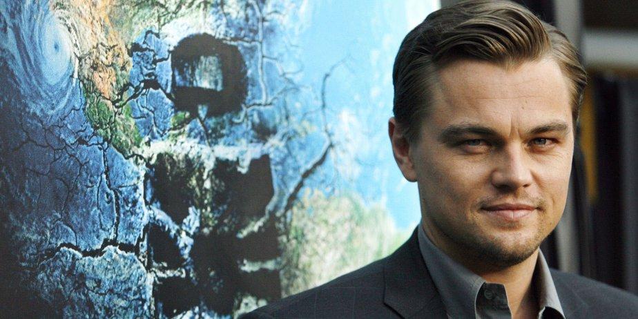 Leonardo DiCaprio a fait une visite surprise à Montréal la fin de... (Reuters)