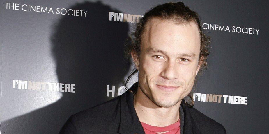 Le décès de Heath Ledger m'a spontanément rappelé... (archives La Presse)
