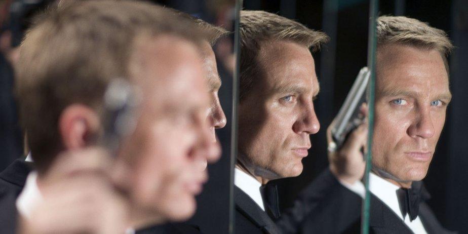 Daniel Craig dans la peau de l'agent 007.... (Bloomberg)