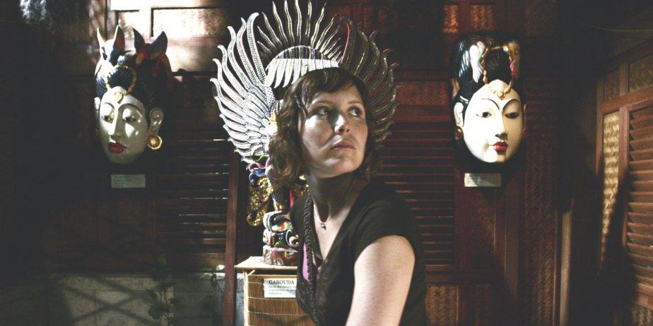 Isabelle Blais a tenté bien des choses devant les caméras en... (Christal Films)
