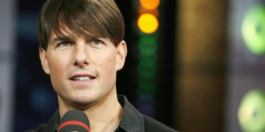 Une biographie explosive et non autorisée de l'acteur Tom Cruise est... (AP)