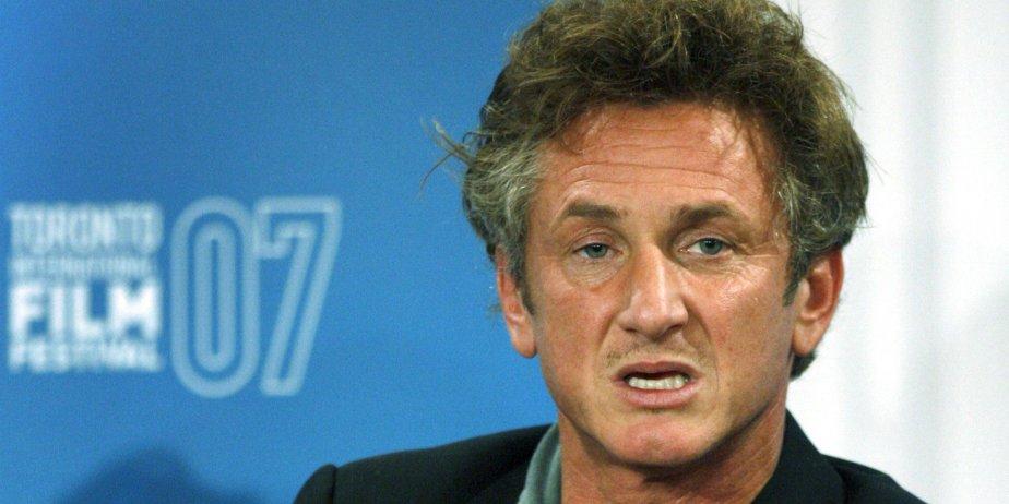 Sean Penn s'est prêté à l'exercice... (Reuters)