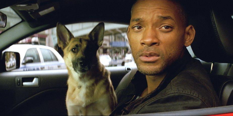 Le film I Am Legend a pris la tête du box-office nord-américain ce week-end.