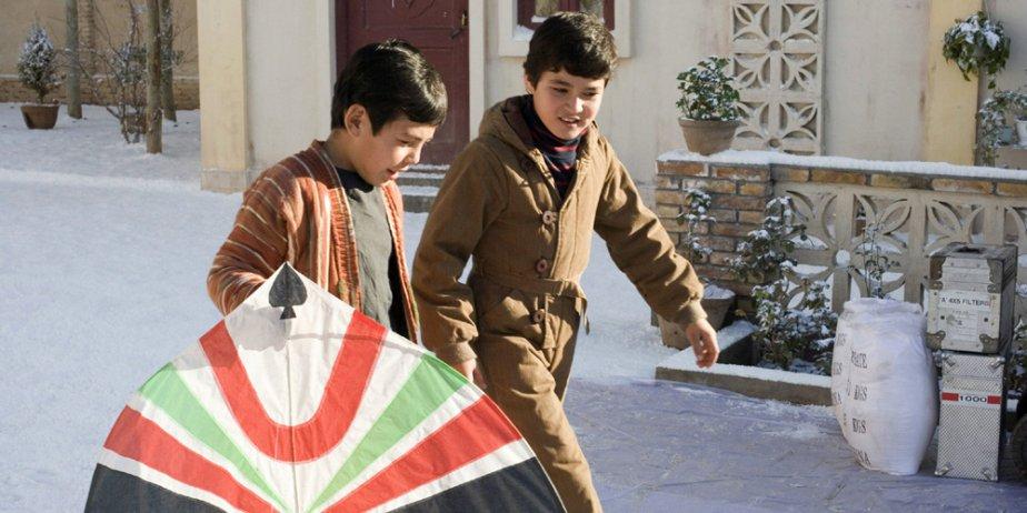 Le film Les Cerf-volants de Kaboul raconte la... (Reuters)