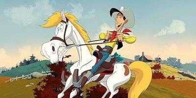 Le long métrage Tous à l'Ouest: une aventure de Lucky Luke sera lancé le...