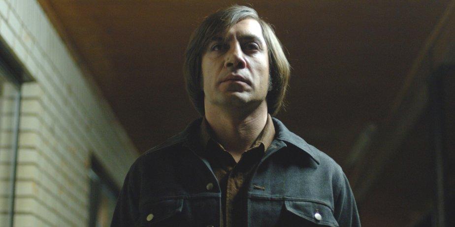 Javier Bardem incarne un tueur psychopathe dans Non,... (AP)