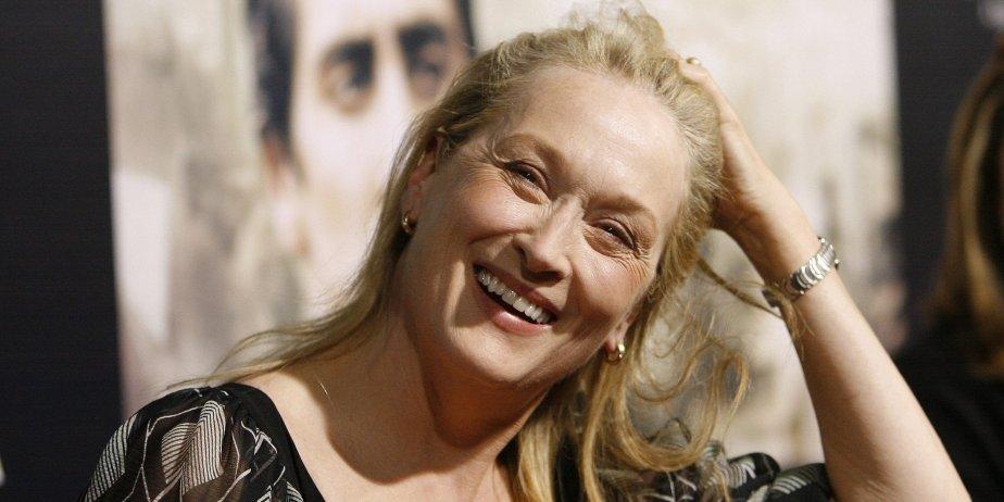 Il ne fait aucun doute que Meryl Streep figure parmi les plus... (Reuters)