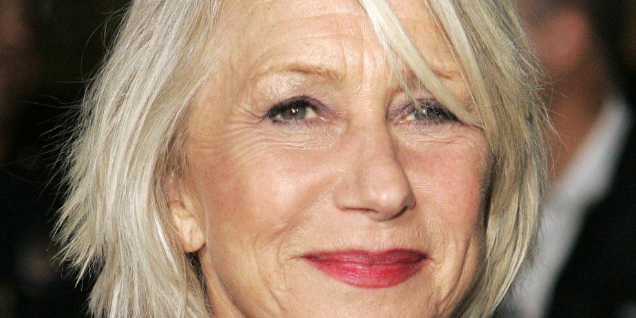 L'actrice britannique Helen Mirren va tourner sous la direction de son... (AP)