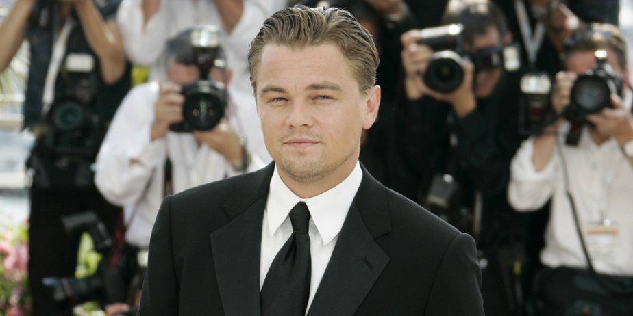 Leonardo DiCaprio... (AP)