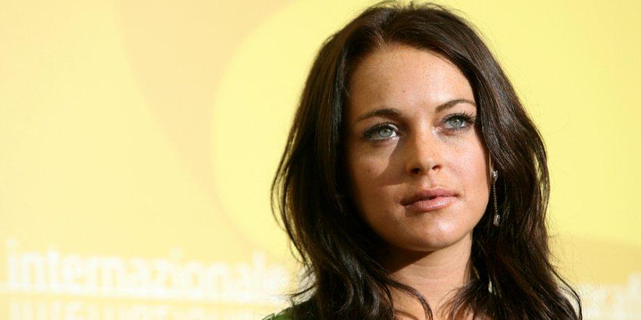 Lindsay Lohan... (AFP)