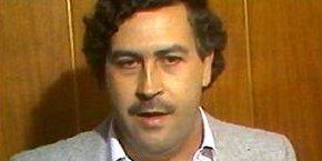 Pablo Escobar...