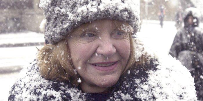 La réalisatrice Lauraine André-G a consacré à Françoise... (Photo : archives La Presse)