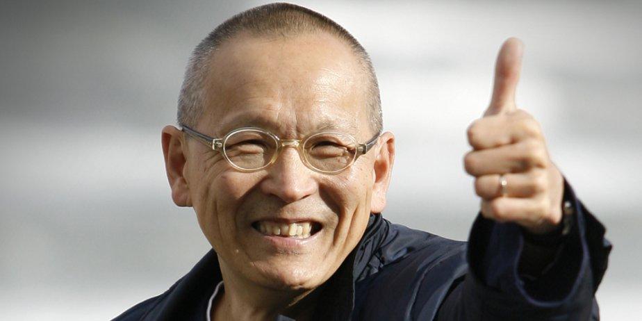 Wayne Wang... (AFP)