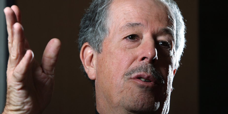 Le cinéaste québécois Denys Arcand disait être serein,... (PC)