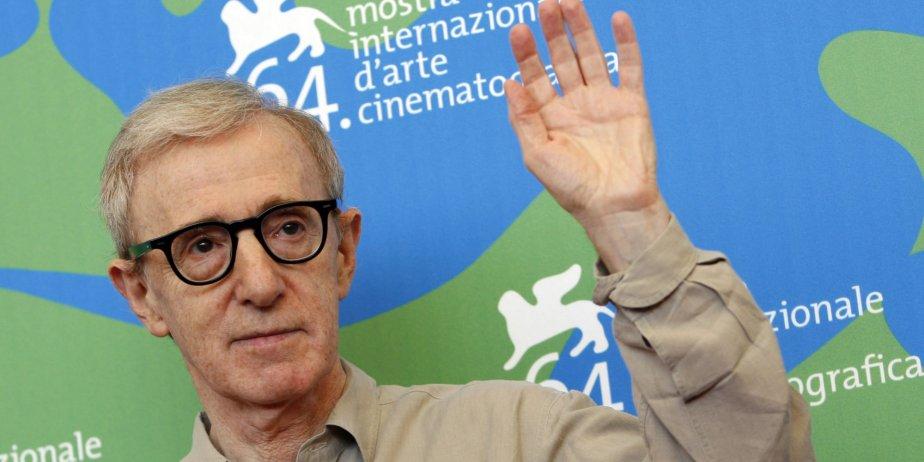 Woody Allen...