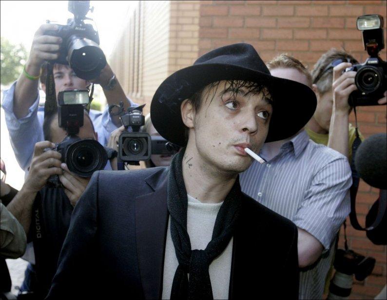Le rocker britannique Pete Doherty a été arrêté lundi à Londres, une nouvelle...