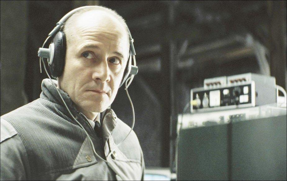 Ulrich Mühe dans le film La vie des...