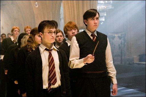 Les admirateurs de Harry Potter ne lui ont...
