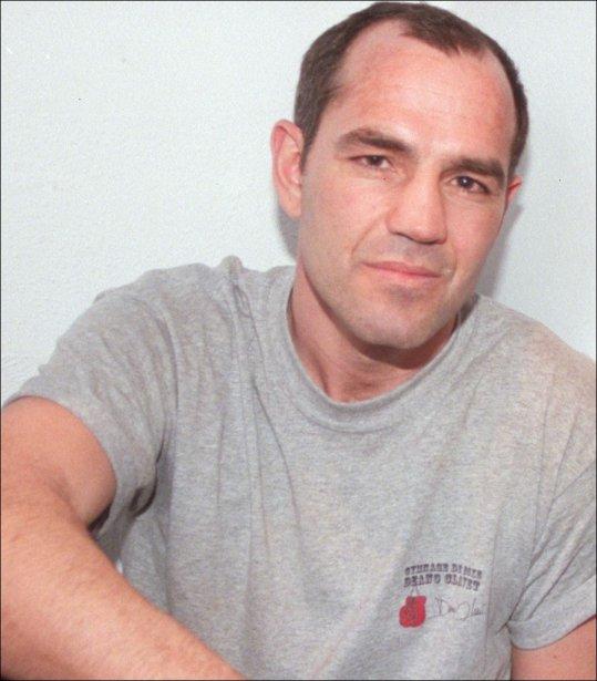L'ex-boxeur Deano Clavet a décroché un important rôle dans le film...