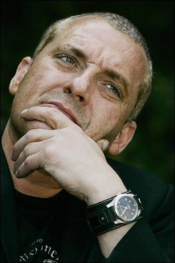 L'acteur Tom Sizemore...