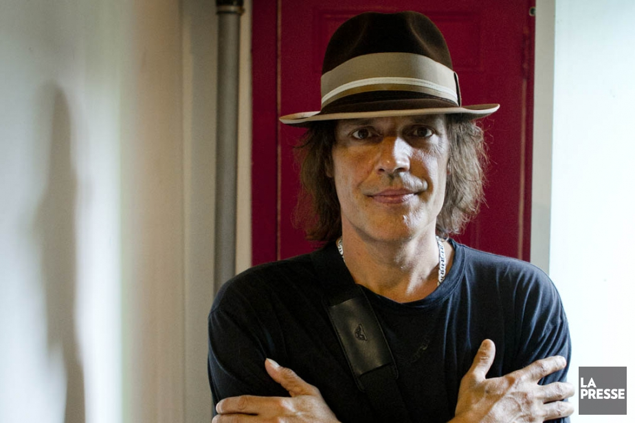 Jean Leloup... (Photo: Marco Campanozzi, archives La Presse)