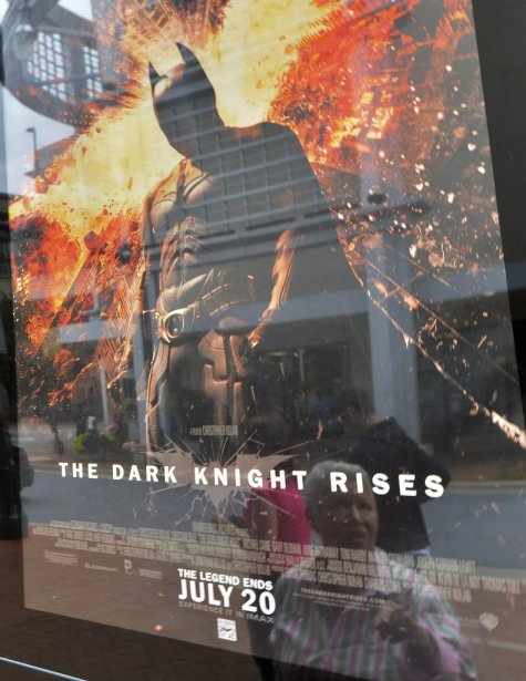 On entendra parler longtemps du film The Dark Knight Rises. | 20 juillet 2012