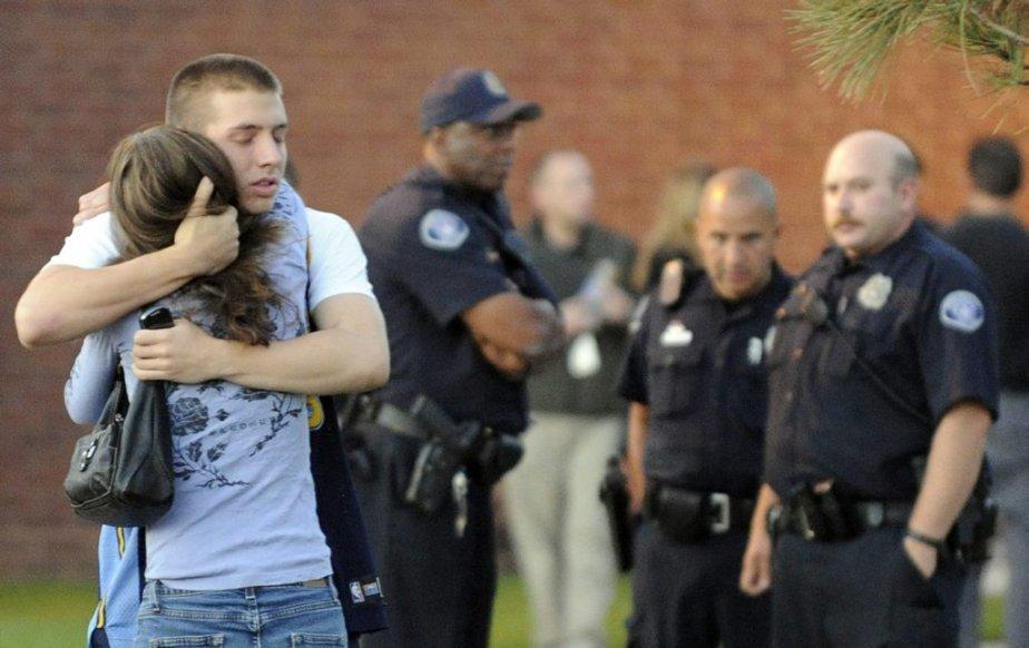 Jacob Stevens, 18 ans, a été témoin de la tuerie. | 20 juillet 2012