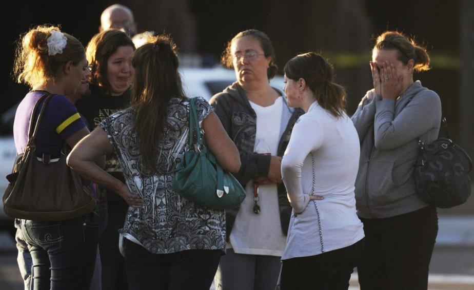 Des amis reçoivent de bien mauvaises nouvelles sur la mort d'un proche. | 20 juillet 2012