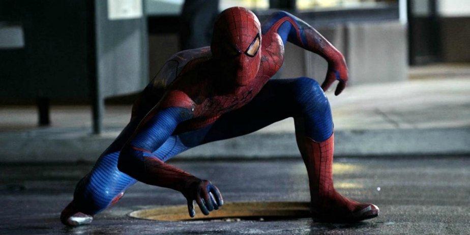 The amazing Spider-Man... (fournie par la production)