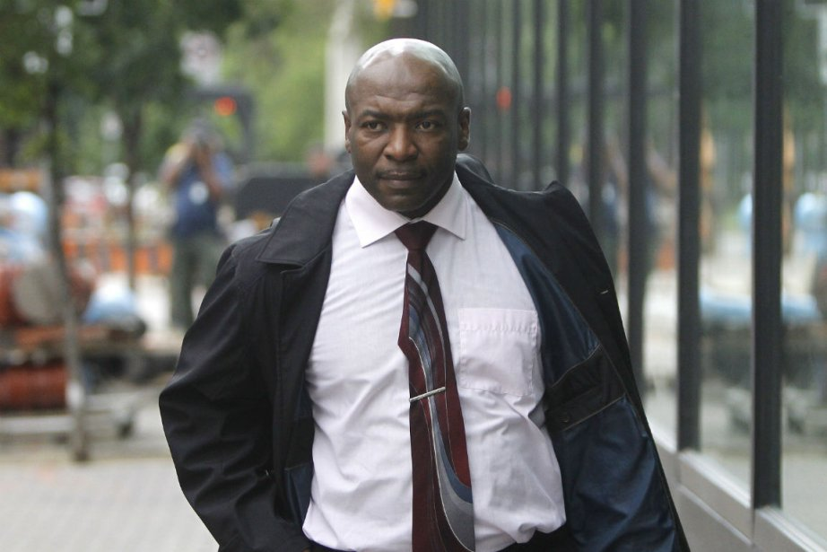 Alexander Chapman a déposé, en 2010, une plainte... (PHOTO LA PRESSE CANADIENNE)