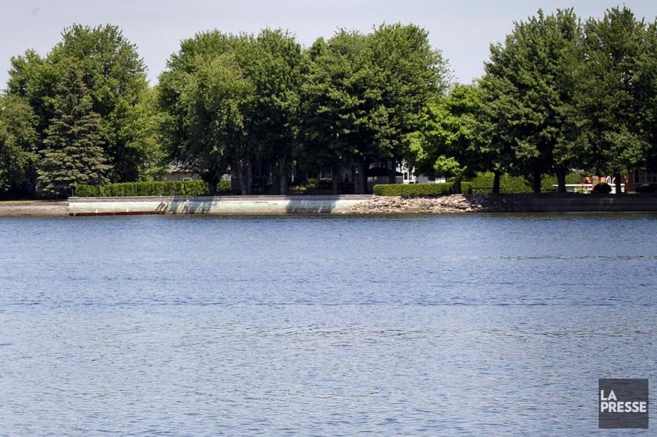 Une vue sur la rivière Richelieu.... (PHOTO MARCO CAMPANOZZI, ARCHIVES LA PRESSE)