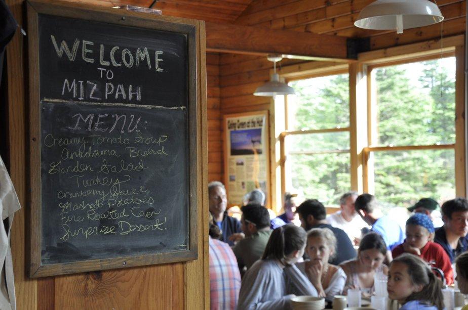 À l'intérieur du Mizpah Spring. | 23 juillet 2012
