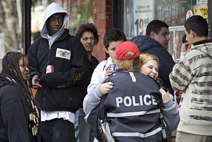 Décrire Montréal-Nord comme un amalgame de gangs de... (Photo: Patrick Sanfaçon, archives La Presse)