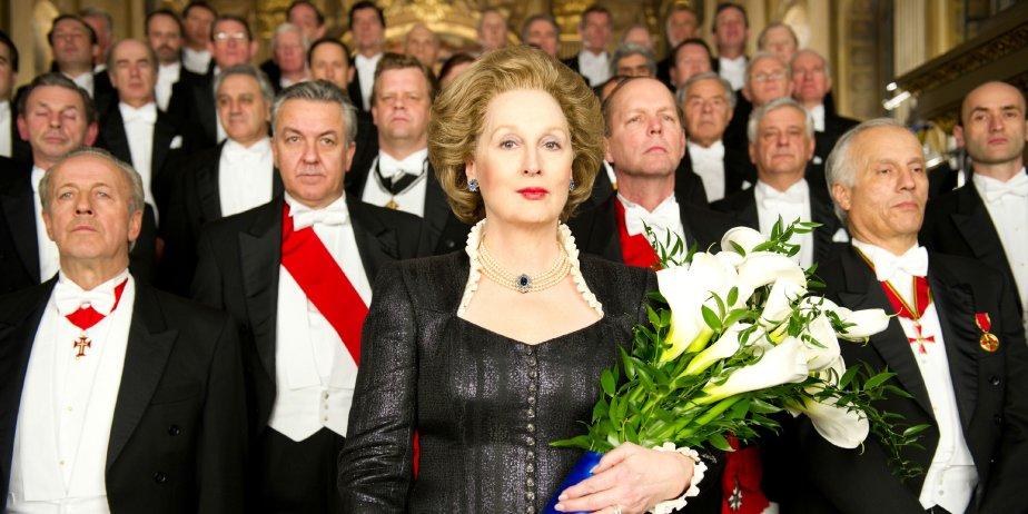 Dans La Dame de fer (The Iron Lady),... (fournie par Alliance)