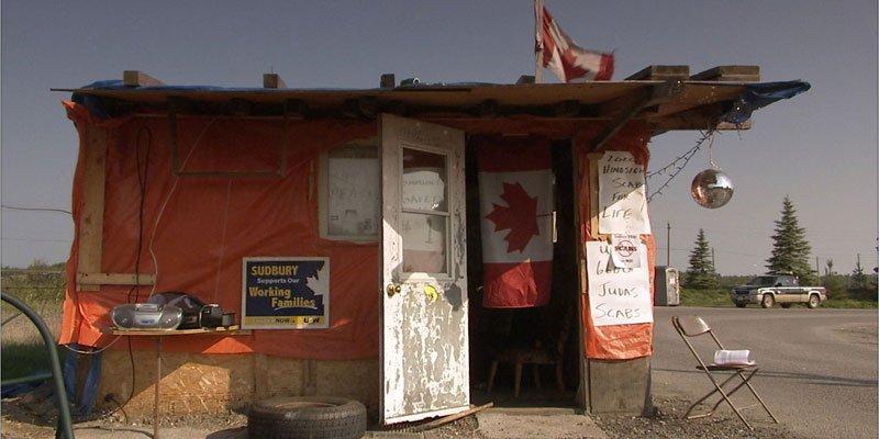 Trou Storyretrace l'histoire de l'industrie minière en Ontario... (Fournie par l'ONF)