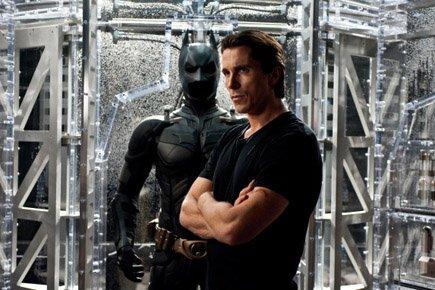 Christian Bale incarne Batman dans la trilogie de... (Photo: Warner Bros.)