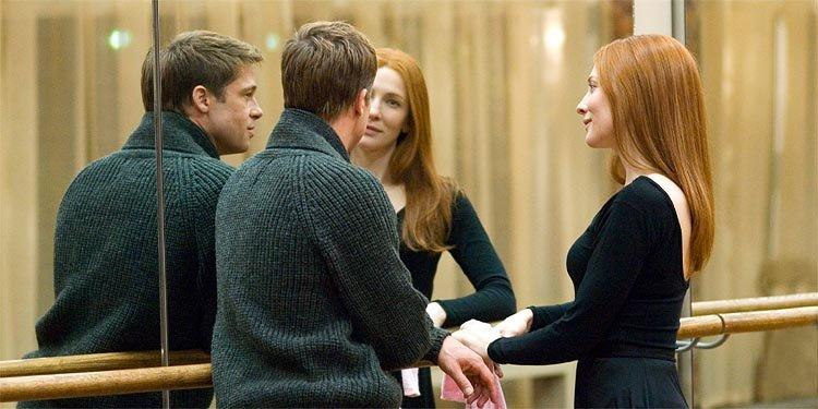 Brad Pitt et Cate Blanchett dans L'étrange histoire... (Fournie par Paramount Pictures)