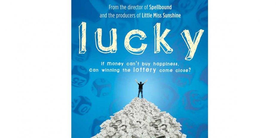 Pochette du documentaire Lucky...