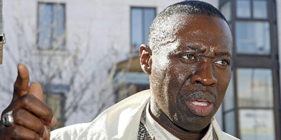 Musa Dieng Kala, le réalisateur du film Dieu... (Robert Mailloux, La Presse)