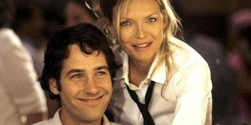 Comédie romantique avec Michelle Pfeiffer et Paul Rudd, Jamais ensemble (I...
