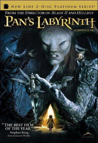 En introduction à son film, Guillermo del Toro raconte que Le Labyrinthe de Pan...